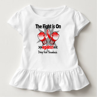 The Fight is On Against Deep Vein Thrombosis (DVT) T Shirt