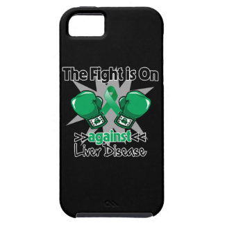 The Fight is On Against Liver Disease iPhone 5 Covers