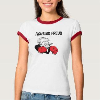 The Fighting Freud Women's Ringer Tee