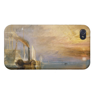 The Fighting Temeraire, 1839 iPhone 4/4S Covers