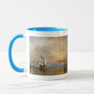 The Fighting Temeraire, 1839 Mug
