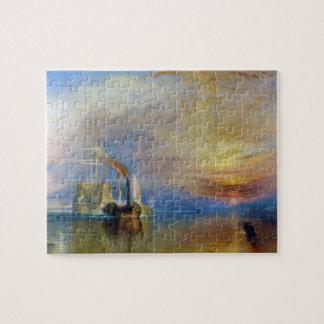 The Fighting Temeraire by J. M. W. Turner Puzzle