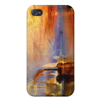 The Fighting Temeraire, J. M. W. Turner iPhone 4/4S Cover
