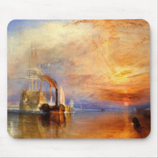 The Fighting Temeraire Mouse Mat