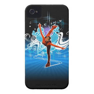 The Figure Skater iPhone 4 Case