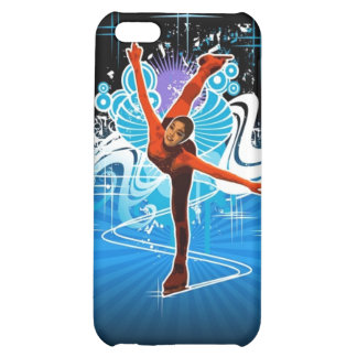 The Figure Skater iPhone 4 Speck Case Cover For iPhone 5C