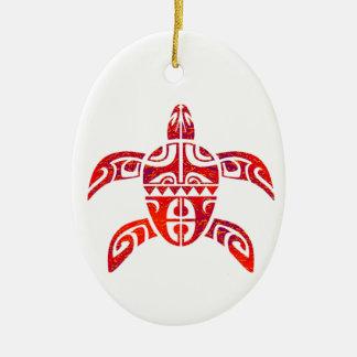 THE FIJIAN TURTLE CHRISTMAS ORNAMENT