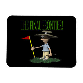 The Final Frontier Rectangle Magnets