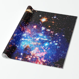 Outer space wrapping paper for Outer space paper