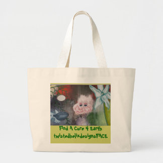 The Find A Cure 4 Earth (FACE) Bag