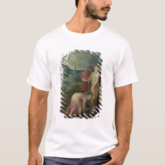 The Finding of Moses (oil on canvas) T-Shirt