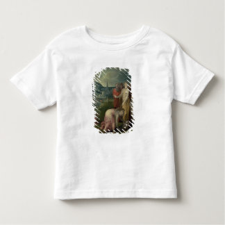 The Finding of Moses (oil on canvas) Toddler T-Shirt
