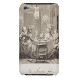 The Fine Supper, 1781, engraved by I.S. Helman (17 iPod Touch Case-Mate Case