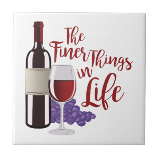 The Finer Things Tile