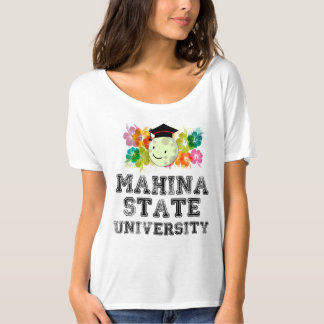 The Finest University in Mahina, Hawaii T-Shirt