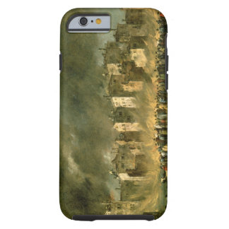 The Fire at San Marcuola (oil on canvas) Tough iPhone 6 Case