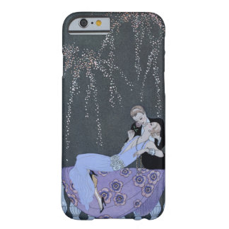 The Fire, illustration for 'Fetes Galantes' by Pau Barely There iPhone 6 Case