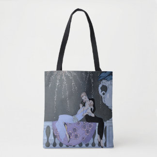 The Fire, illustration for 'Fetes Galantes' by Pau Tote Bag