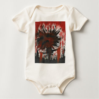 The Fire In Our Soul Must Quench Its Thirst. Baby Bodysuit