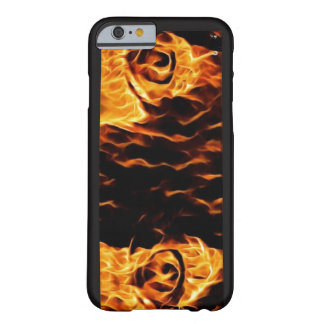 The Fire In Your Eyes Barely There iPhone 6 Case
