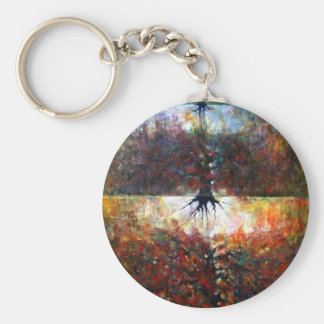The Fire Of Forest-The Fire Of Heart Key Ring