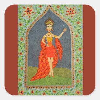 The Firebird (Fairy Tale Fashion #1) Sticker