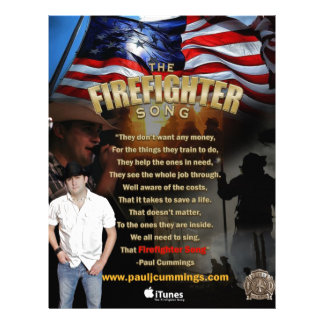 The Firefighter Song - HQ Flyers