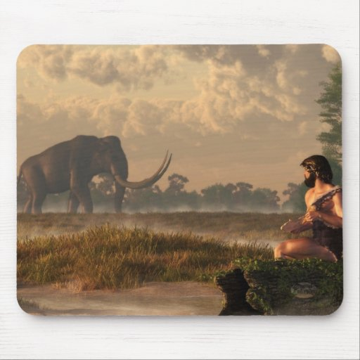 The First American Wildlife Artist Mousepads