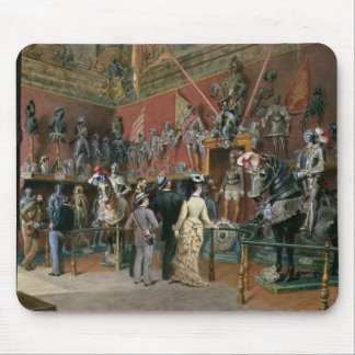 The first Armoury Room of the Ambraser Gallery Mouse Mat