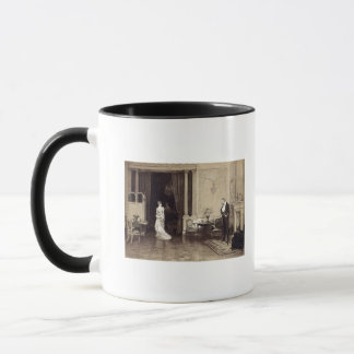 The First Cloud, from 'Leisure Hour', 1888 Mug
