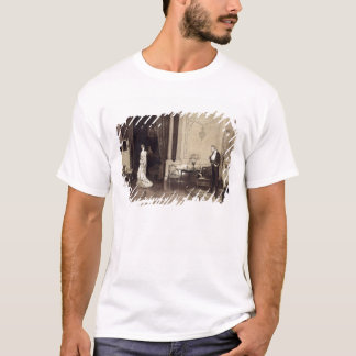 The First Cloud, from 'Leisure Hour', 1888 T-Shirt