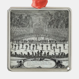 The First Day Festival of 'Les Plaisirs de Christmas Ornament