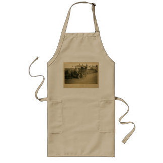 The First Driving Lesson Long Apron