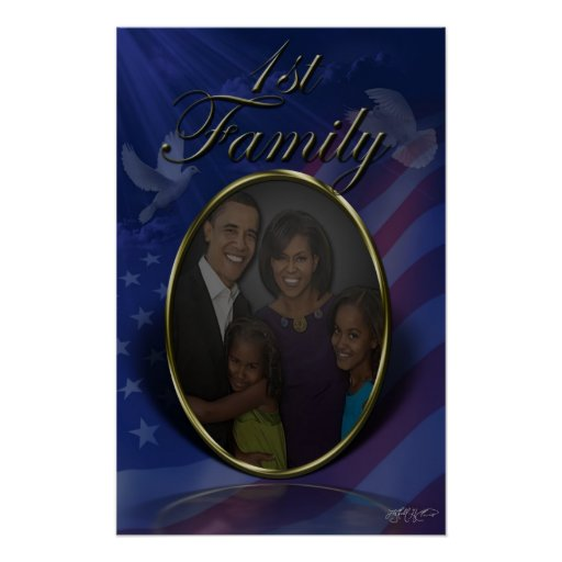 The First Family Poster