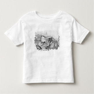 The First Globe Theatre or Rose Theatre Toddler T-Shirt