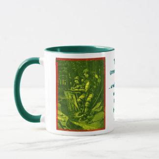 The First Green Activist... Mug