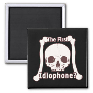 The First Idiophone Refrigerator Magnet