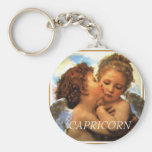 the first kiss angels cherubs, CAPRICORN