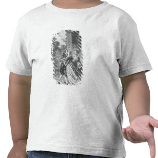 The first kiss of love shirt