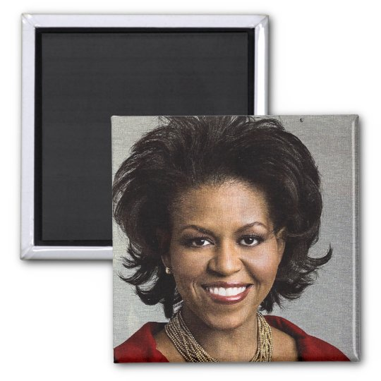 THE FIRST LADY magnet
