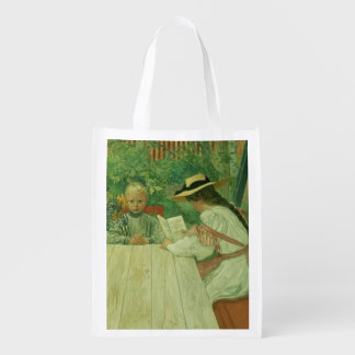 The First Lesson, 1903 Grocery Bags
