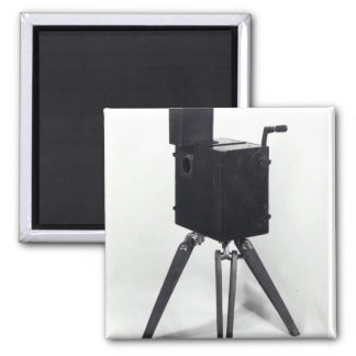 The first Lumiere cinematographe Square Magnet
