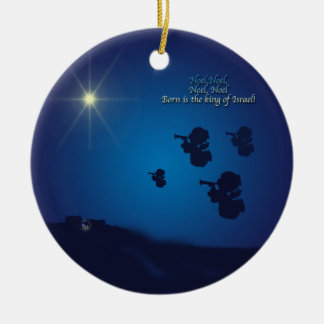 The First Noel Christmas Ornament