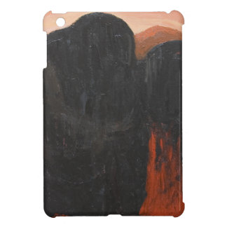 The First Offerings (abstract surrealism) iPad Mini Cases