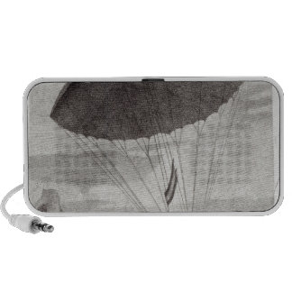 The First Parachute Descent Mini Speaker