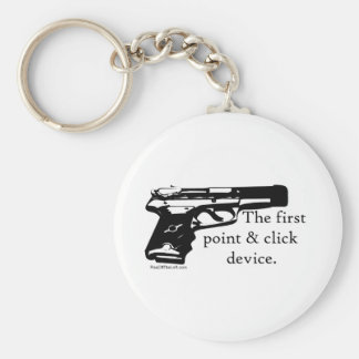 The First Point & Click Device Keychains