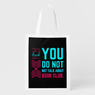The first rule of book club funny phrase