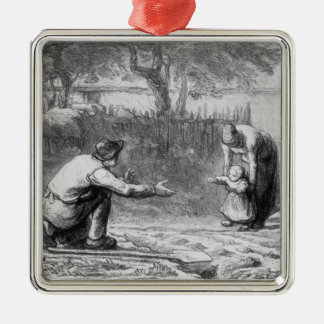 The First Steps Christmas Ornament