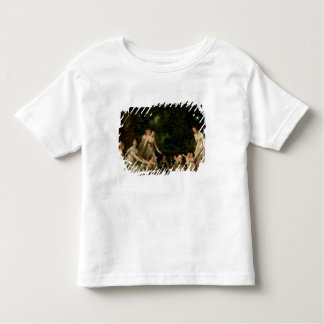 The First Steps Toddler T-Shirt