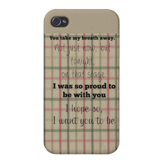 The First Time iPhone 4/4S Covers